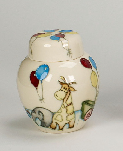 Moorcroft Pottery - The Nursery 769/4